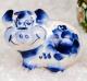 Статуэтка Yiwu Zhousima Craft Поросёнок Вася / 3792677 -