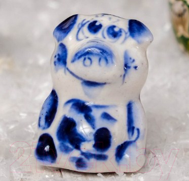 Статуэтка Yiwu Zhousima Craft Поросёнок Носик / 3792693