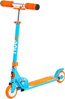 Самокат Ridex Sonic 100мм (синий) -