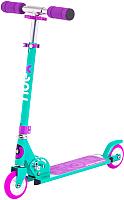 Самокат Ridex Sonic 100мм (фиолетовый) -