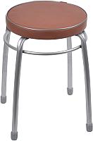 Табурет Ника ТФ01 (коричневый) -