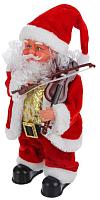Фигура под ёлку Зимнее волшебство Дед Мороз со скрипкой / 2363950 -