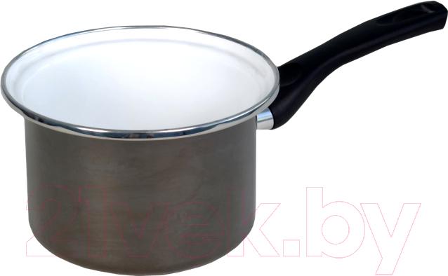 Купить Ковш Сантэкс, 1-4410400 (темно-серый/хром), Украина