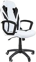 Кресло офисное Calviano Stinger 8561 (белый/черный) -