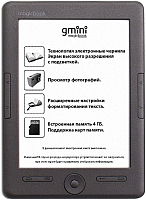 Электронная книга Gmini MagicBook W6HD (черный) -