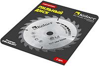 Пильный диск Kolner KSD 210x30x24 -