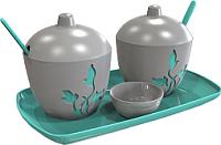 Набор кухонных принадлежностей Berossi Taila ИК 52137000 (бирюзовый) -