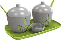 Набор кухонных принадлежностей Berossi Taila ИК 52138000 (салатовый) -
