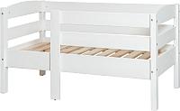 Односпальная кровать Рэйгрупп Gobi РГ-02 (белый массив) -