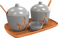 Набор кухонных принадлежностей Berossi Taila ИК 52140000 (мандарин) -