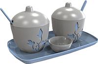Набор кухонных принадлежностей Berossi Taila ИК 52161000 (васильковый) -