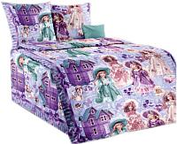 Комплект постельного белья Моё бельё Куклы -