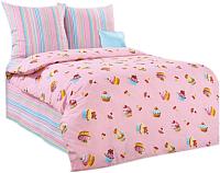 Комплект постельного белья Моё бельё Сластёна -
