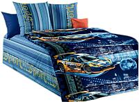 Комплект постельного белья Моё бельё Неон -