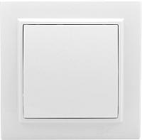 Выключатель EKF Basic Минск СП 1кл 10А / ERV10-021-10 (белый) -
