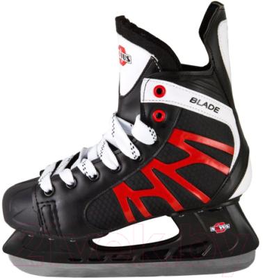 Коньки хоккейные Novus AHSK-17.01 Blade (р-р 37)