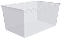 Контейнер для хранения Алеана Евро 122046 (прозрачный) -