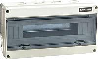 Бокс пластиковый КС ЩРН-ПГ 15-модульный IP65 -