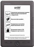 Электронная книга Gmini MagicBook W6LHD (черный) -