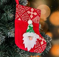 Подвеска новогодняя Зимнее волшебство Ночь перед Рождеством / 3544103 -