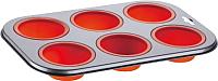 Форма для выпечки Peterhof PH-12851 (красный) -