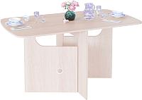 Стол-книга Сокол-Мебель СП-18 (беленый дуб) -