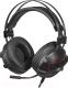 Наушники-гарнитура Redragon Bio / 75077 (черный/красный) -