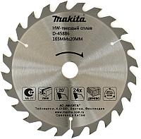 Пильный диск Makita D-45886 -