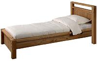 Каркас кровати ММЦ Фьорд 90x190 (бейц) -