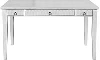 Письменный стол ММЦ Хельсинки 03 (белый воск) -