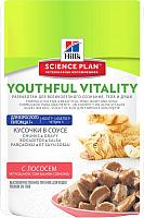 Корм для кошек Hill's Science Plan Feline Adult 7+ Youthful Vitality Salmon (85г) -