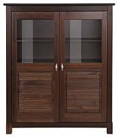 Шкаф с витриной ММЦ Рауна 20 (колониал) -