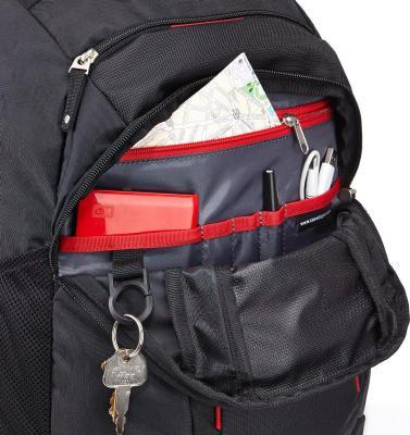 Рюкзак Case Logic BPEP-115K - кармашки
