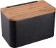 Хлебница KING Hoff KH-1245 (черный) -