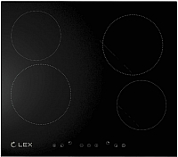 Электрическая варочная панель Lex EVH 640 BL / CHYO000173 -