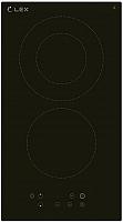 Электрическая варочная панель Lex EVH 321 BL / CHYO000186 -