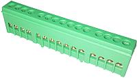 Шина защитная Chint PE ШНИ-6х9-15-К (зеленый) -