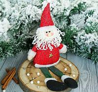 Подвеска новогодняя Зимнее волшебство Дед Мороз искорка / 2357090 -