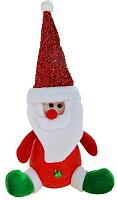 Световая фигурка Зимнее волшебство Дед Мороз в валенках / 811658 -