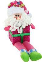 Световая фигурка Зимнее волшебство Дед Мороз цветной / 811771 -