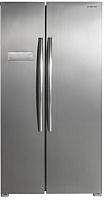Холодильник с морозильником Daewoo RSH5110SNGL -