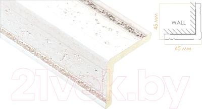 Уголок отделочный ArtWood C45-W4