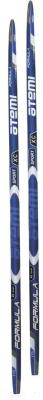 Лыжи беговые Atemi Formula step 140 (синий)