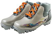 Ботинки для беговых лыж Atemi А300 Jr Drive NNN (р-р 34) -