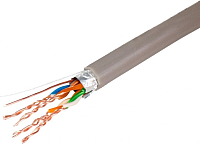 Кабель Electraline FTP 14205 (50м, серый) -
