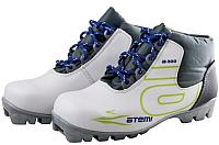 Ботинки для беговых лыж Atemi А300 W NNN (р-р 40) -
