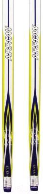 Комплект беговых лыж Atemi Arrow NN75 wax 190 (синий)