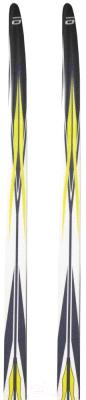 Комплект беговых лыж Atemi Arrow NN75 step 190 (серый)