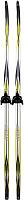 Комплект беговых лыж Atemi Arrow NN75 step 200 (серый) -