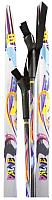Комплект беговых лыж Atemi Drive NNN step 170/130 -